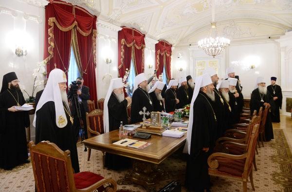 Священный Синод образовал Бирскую епархию в Башкортостане