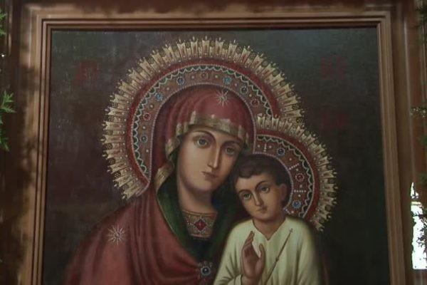 Церковь чтит память Святогорской иконы Божией Матери