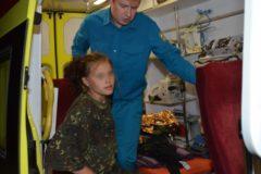 Девочку, пропавшую семь дней назад, нашли в красноярской тайге