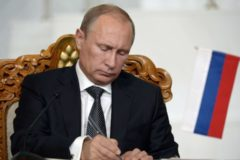 Путин разрешил заключенным свидания с детьми вне тюрьмы