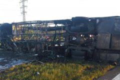 14 человек погибли в ДТП в Татарстане (видео)