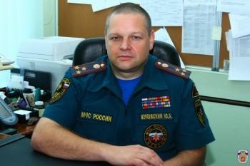 Начальник службы пожаротушения Москвы отдал свой противогаз для спасения человека Православие и мир