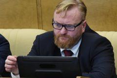 Милонова отчислили из духовной академии за прогулы