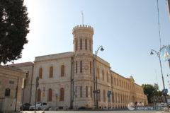 Сергиевское подворье открыто после реставрации в Иерусалиме