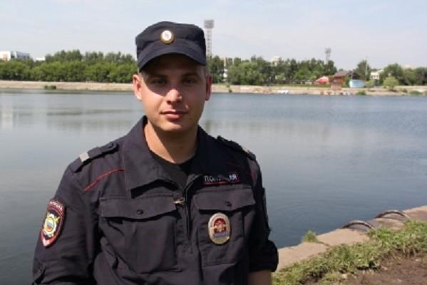 Полицейский из Набережных Челнов спас тонувшего подростка