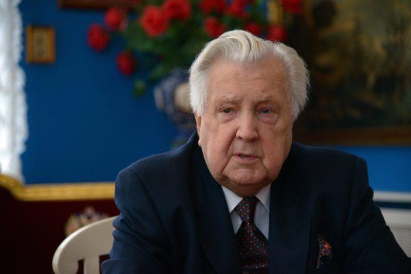 Художник Илья Глазунов скончался в российской столице