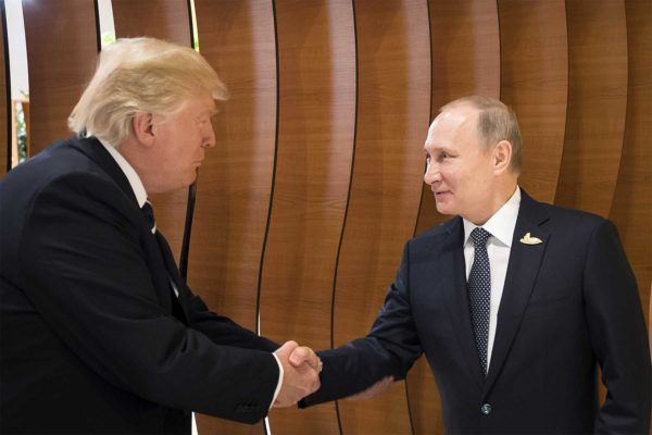 Путин и Трамп обсудили «закон Димы Яковлева»
