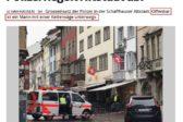 Преступник с бензопилой ранил пять человек в Швейцарии