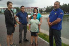 17-летний юноша спас ребенка из озера в Зеленодольске