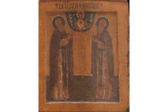 Икона преподобных Сергия и Германа Валаамских прибудет на Московское Валаамское подворье