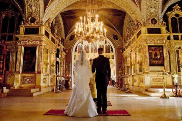 Брак, венчание