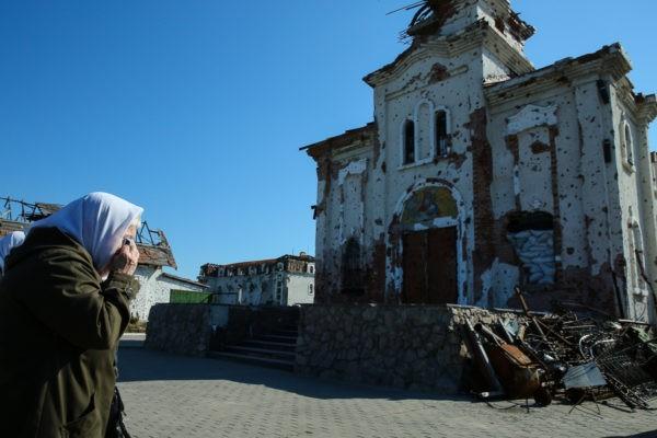 Волонтеры Донбасса: Важно не просто раздать пряники, а быть с человеком
