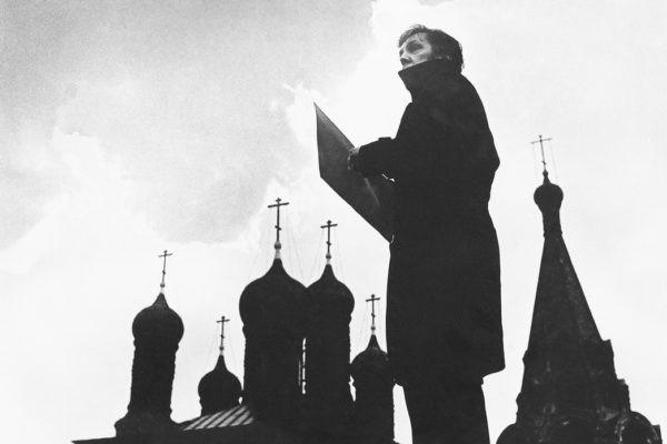 Илья Глазунов заставлял думать сердцем