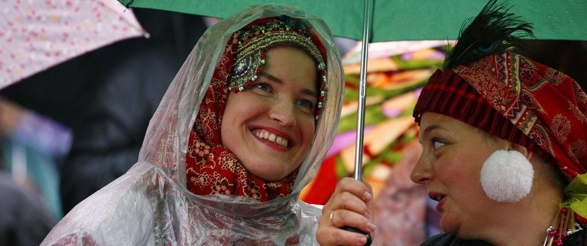 Фестиваль «Традиция» в усадьбе Захарово: хтонический противовес самобытников