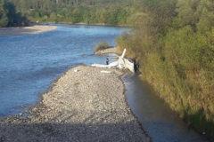 Трое россиян погибли при крушении легкомоторного самолета в Абхазии