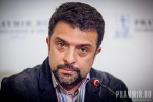 Александр Архангельский писатель, телеведущий - Логотип