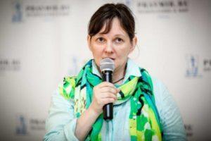 Ирина Лукьянова  писатель-публицист - Логотип