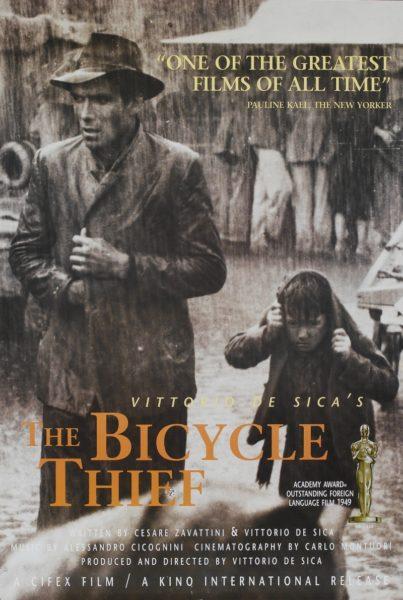 Киноклуб «Правмир» откроется показом фильма «Похитители велосипедов»