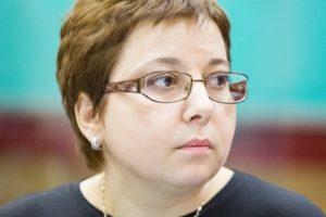 Нюта Федермессер Руководитель Центра паллиативной медицины - Логотип