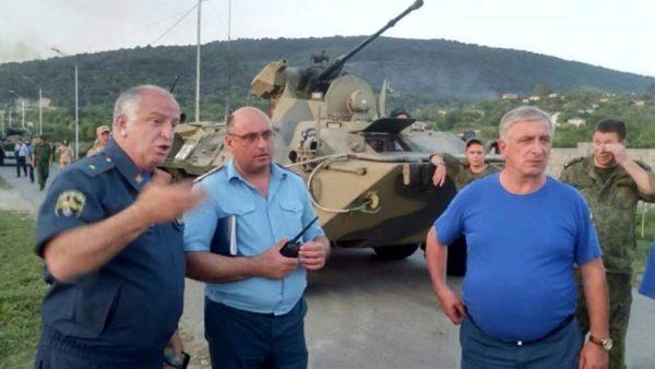 Две петербурженки погибли при взрыве в Абхазии
