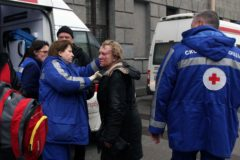 Выписаны все пострадавшие при теракте в метро Петербурга