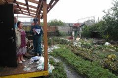 Власти Красноярска сообщили об улучшении ситуации в городе, но режим ЧС не снят (фото)