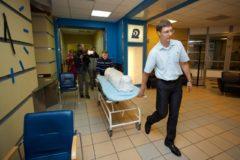 Эрмитаж вывез мумию в больницу на обследование