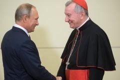 Путин: мы ценим доверительный диалог между Ватиканом и Россией