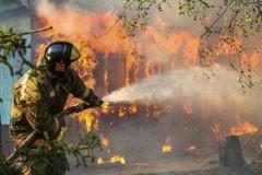 Пожары в Волгоградской области угрожали 40 населенным пунктам