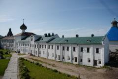 Священник Александр Волков: В 1971 году митрополит Никодим и будущий Патриарх приехали на Соловки…
