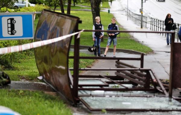 Генпрокуратура: Росгидромет ошибся при прогнозировании майского урагана в Москве