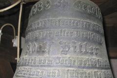 Власти немецкого городка оставили в храме колокол с надписью «Гитлер»