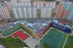 В Москве открылась самая большая школа в России