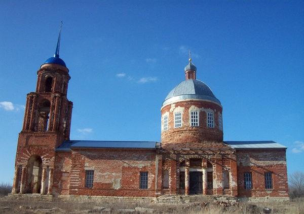 В Липецкой области восстановили один из старейших храмов региона