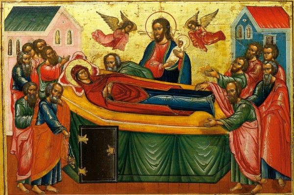 Церковь отмечает Успение Богородицы и Приснодевы Марии