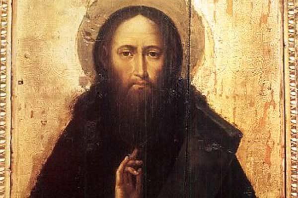 Церковь празднует перенесение мощей преподобного Феодосия Печерского