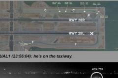 Опубликовано фото посадки самолета, едва не окончившейся «катастрофой века»
