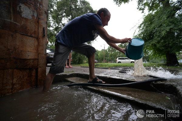 Паводок в Приморье: как помочь пострадавшим