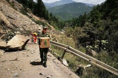 Патриарх Кирилл выразил соболезнования в связи с землетрясением в Китае