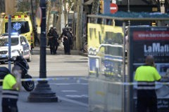 Власти Каталонии подтвердили гибель 13 человек при теракте в Барселоне