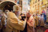 Епископ Обуховский Иона (Черепанов) возведен в сан архиепископа
