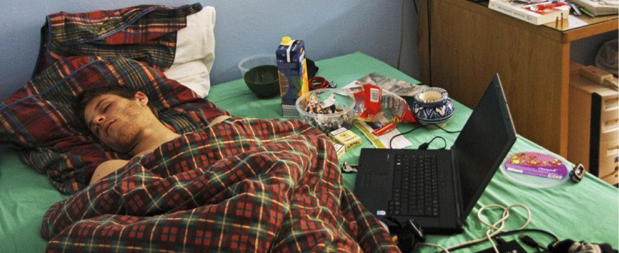 Протоиерей Андрей Лоргус: Из дивана человек выберется сам