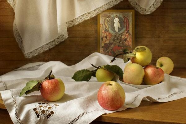 10 праздничных рецептов из яблок