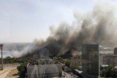 Ростовская епархия собирает помощь пострадавшим от пожара