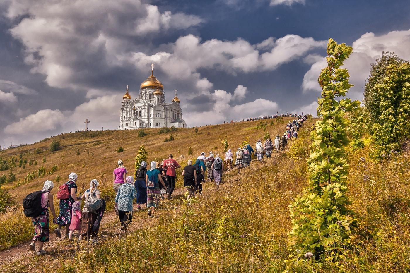 В истинном паломничестве нет ни капли развлечения | Православие и мир