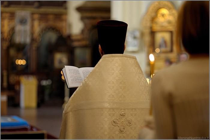 Священники, священство