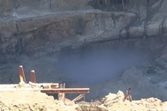 Поиски пропавших горняков на руднике «Мир» прекращены