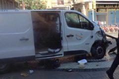 ВБарселоне произошел теракт, есть жертвы