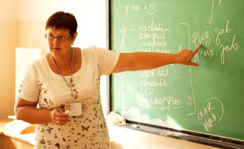 Учитель должен учить! Все остальное – наша обязанность