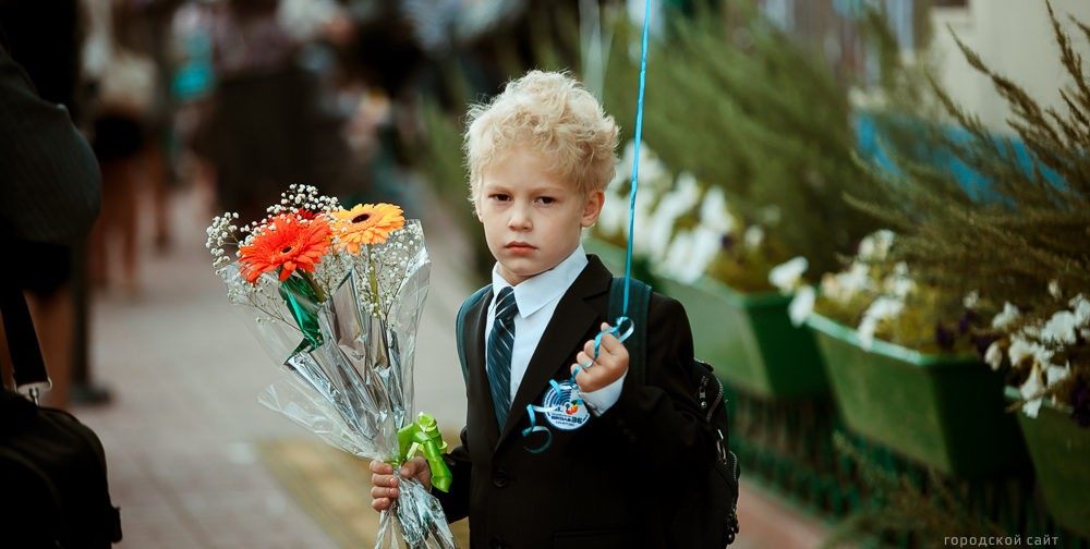 Дети и цветы — почему вместо, а не вместе?